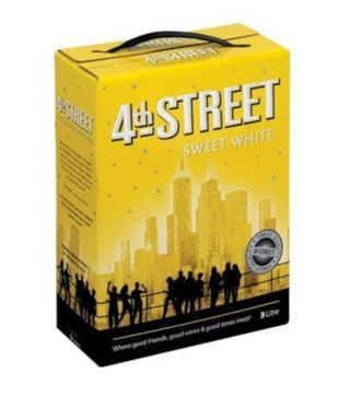 4th street white sweet cask