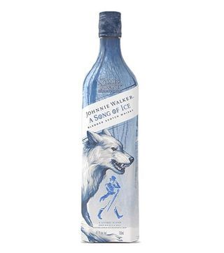 Johnnie Walker game of thrones limited edition song of ice