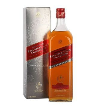 Johnnie walker explorers club collection the adventurer