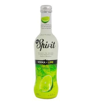 MG Spirit vodka lime
