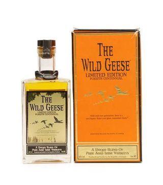 Wild geese limited edition irish whiskey