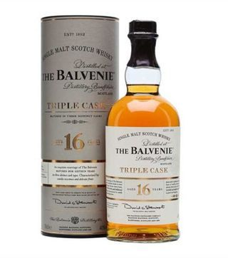 balvenie 16 years triple cask