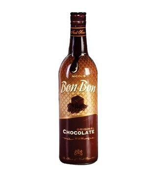 bon bon chocolate rum