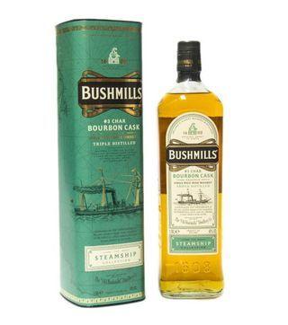 bushmills bourbon cask steamship