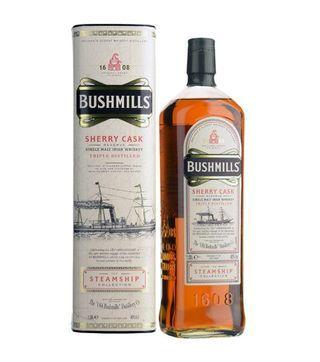 bushmills sherry cask steamship