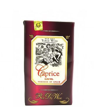 caprice red dry cask