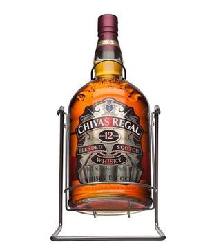 chivas regal 12 years  4.5 Litres king size