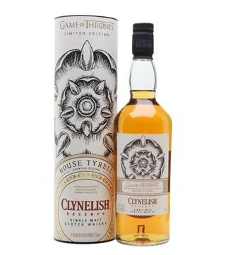 clynelish reserve house tyrell limited edition game of thrones