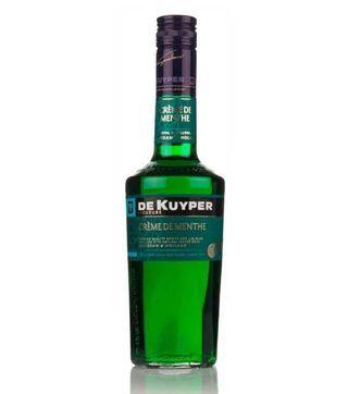 de kuyper creme de menthe green peppermint