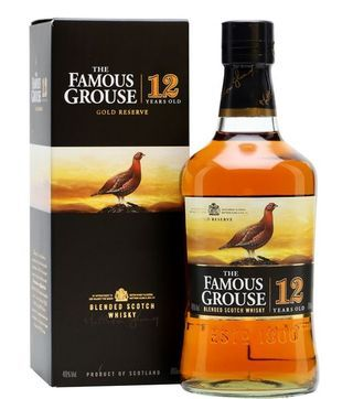 famous grouse 12 years gold reserve in Kenya