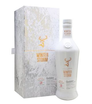 glenfiddich 21 years winter edition