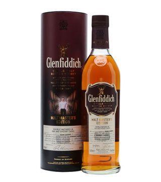 glenfiddich malt masters edition sherry cask finish