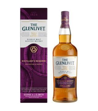 glenlivet distillers edition