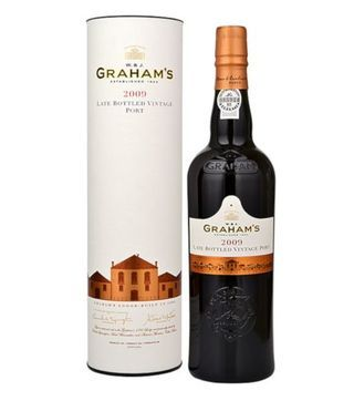 grahams late bottled vintage port