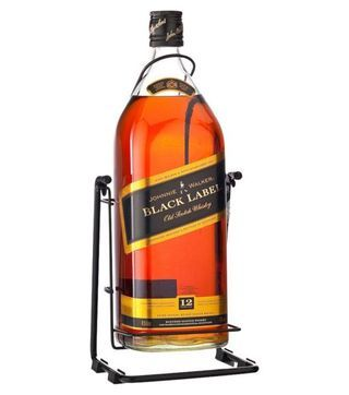 johnnie walker black lable  4.5 Litres king size