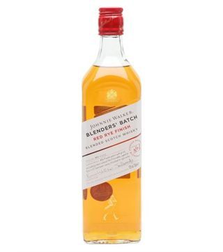 johnnie walker blenders batch red rye finish