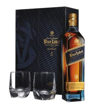 johnnie walker blue label gift pack