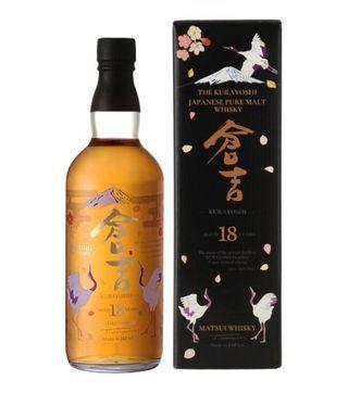 kurayoshi pure malt 18 years