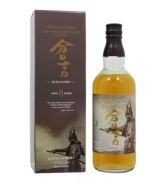 kurayoshi pure malt 8 years