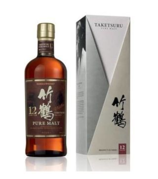 nikka taketsuru 12 years pure malt