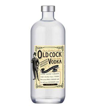 old cock caramel vodka