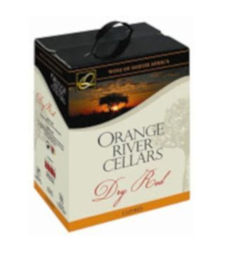 orange river cellars dry red cask
