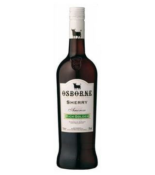 osborne rich golden sherry