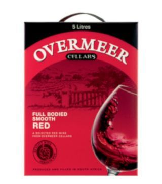 overmeer red dry cask in Kenya