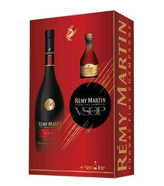 remy martin vsop gift pack (with a miniature)