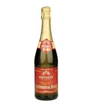 royalty white celebration drink (non-alcoholic)