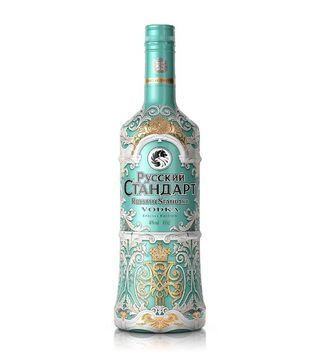russian standard vodka hermitage special edition