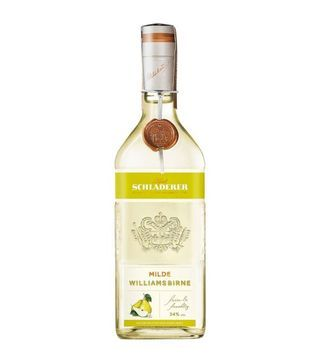schladerer milde williamsbirne pear brandy