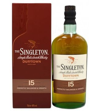 singleton dufftown 15 years