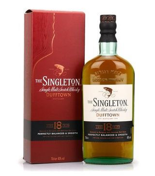 singleton dufftown 18 years