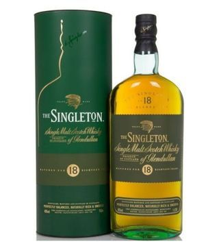 singleton glendullan 18 years