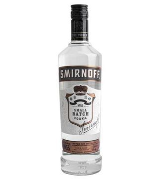 smirnoff black label vodka