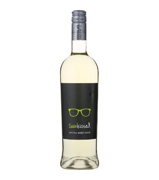 sunkissed natural sweet white wine