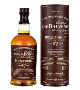 the balvenie doublewood 17 years