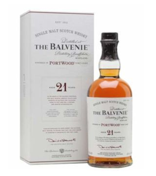the balvenie portwood 21 years