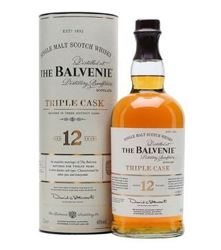the balvenie tripple cask 12 years
