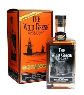 the wild geese single malt irish whisky