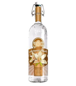 vodka 360 madagascar  vanilla