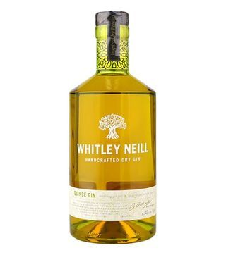 whitley neil quince handcrafted dry gin