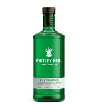 whitley neill handcrafted aloe & cucumber gin