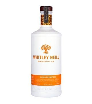 whitley neill handcrafted blood orange gin
