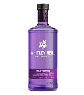whitley neill handcrafted parma violet gin