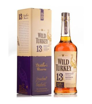 wild turkey 13 distillers reserve